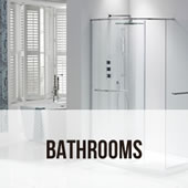 Bathrooms kitchens and conservatory showroom kettering for Bathroom design kettering