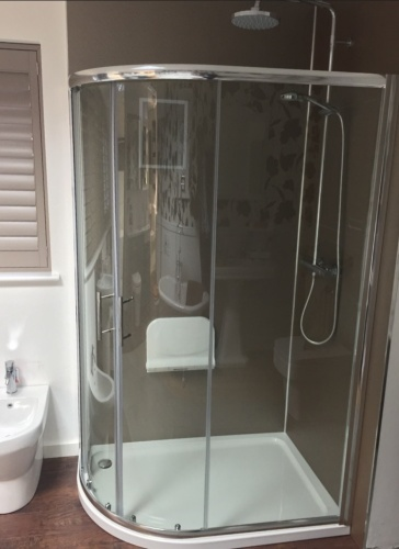 Ex Display Bathroom shower enclosure £250.00